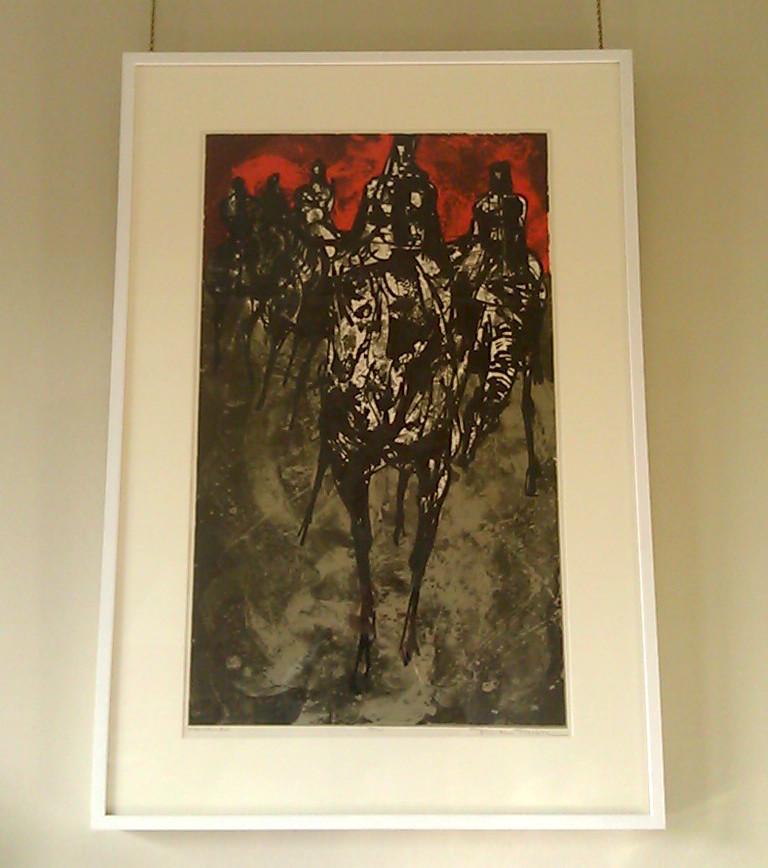 5 Horsemen by Dean Meeker