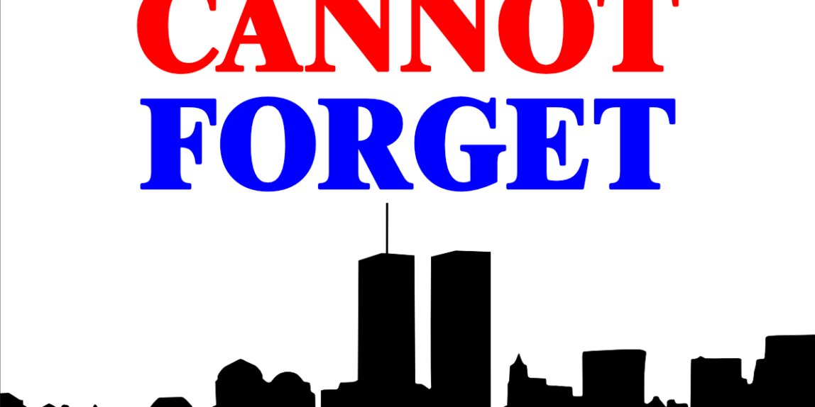 Cannot forget 9-11 with twin towers